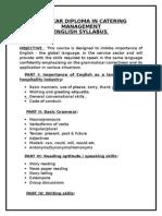 English Syllabus