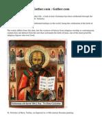 St. Nicholas Day - Gather.com