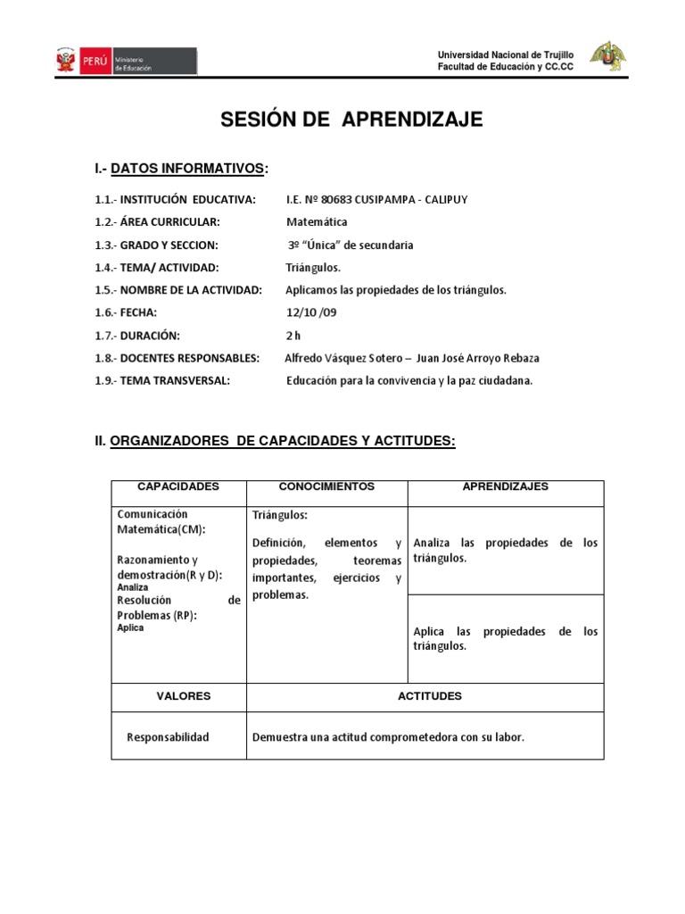 Famoso Plantilla De Plan De Lecciones Fotos - Ejemplo De Currículum ...