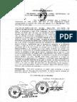 Certificado de Denuncia - Comisaria Huanchaco