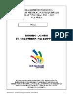 225211193 Soal Lomba 2013 IT Network Support