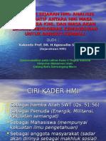 REFLEKSI SEJARAH HMI