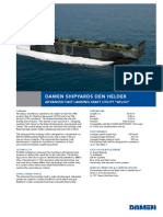 Product Sheet Advanced Fast Landing Craft Utility Series