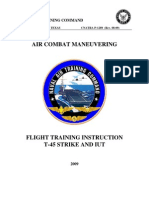AIR COMBAT MANEUVERING