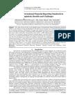 Adoption of International Financial Reporting Standards in Bangladesh