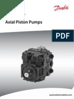 Bomba de Piston Axial - Picador