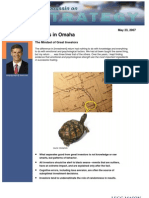Turtles of Omaha 052307 - Michael Mauboussin