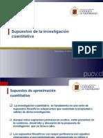 Fundamentos de La Investigacion Cuantitativa