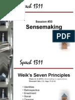 5 - Sensemaking.ppt
