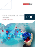 Oracle Enterprise File Exchange