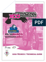 Marrazes 2014 Tech Guide