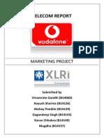 Vodafone Analysis