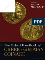 KONUK Oxford Handbook of Greek and Roman Coinage