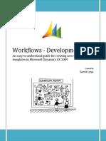 Workflows - Development