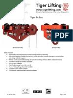 Technical Sheet Trolley 201501