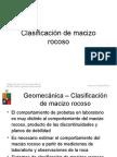 Clasificacion Geomec de Rocas