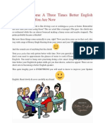 How To Become A Three Times Better English Speaker Than You Are Now.pdf