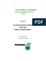 Online Process Stream Analysis