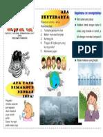 Leaflet Ispa Puskesmas Kalidoni