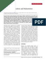 Tuberculosis Infantil y Desnutricion JID 2012