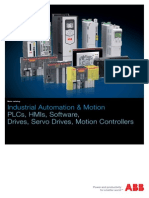 ALL NEW CATALOG 3ADR020077C0202_Industrial Automation and Motion 12-2014