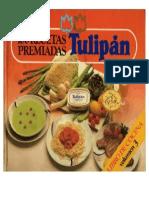Libro de Cocina -Tulipan (100 Recetas Premiadas)