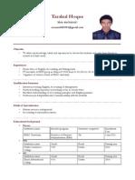 Tarakul Hoque CV.pdf
