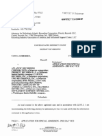Andersen v. Atlantic Recording Corporation et al - Document No. 26