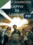 James Dashner Captiv În Labirint 1 Labirintul
