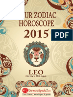 Your Zodiac Horoscope 2015-Leo