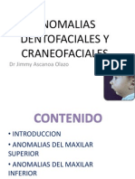 10.Anomalias Dentofaciales y Craneofaciales