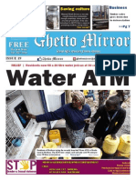 Ghetto Mirror 2015 July Issue
