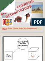 Area Cuerpos Geometricos