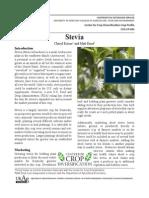 Stevia UKC