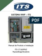 ITS Manual de Serviço Do Sistema V3F ITS Rev.02