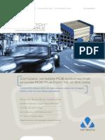 Veracity VCS-4P1-MOB Data Sheet