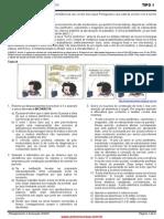 Professor Ebtt IFC Pedagogia 40h - Conhecimentos Prévios
