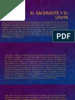 El Sacerdote y El Levita