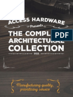 Access Hardware Architectural Catalogue