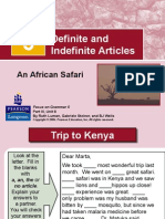 ppt presentation on articles