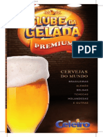 Catalogo Clube Gelada