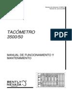 Tacometro 3500/50