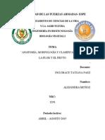 Informe 6 Flor y Fruto 30-06-2015