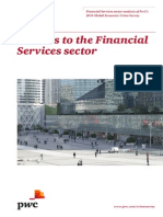 Pwc Gecs 2014 Threats to the Financial Services Sector