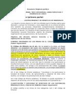 Resumen Regimen Juridico Segundo Parcial Derecho Minero Primera Parte (1)