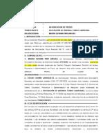 ESC. N° 000 ADJUDICACION MAURA SUSANA PARI VARGAS -CABRERIAS