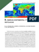 Deriva Continental y Tectonica de Placa