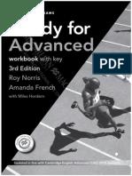 Workbook Ready for advanced
