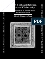 Jewish Book Art Between Islam and Christianity - The Decoration of Hebrew Bibles in Medieval Spain (Art eBook)