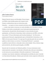 [PrintWhatYouLike on] a Concepção de Estado de Nozick